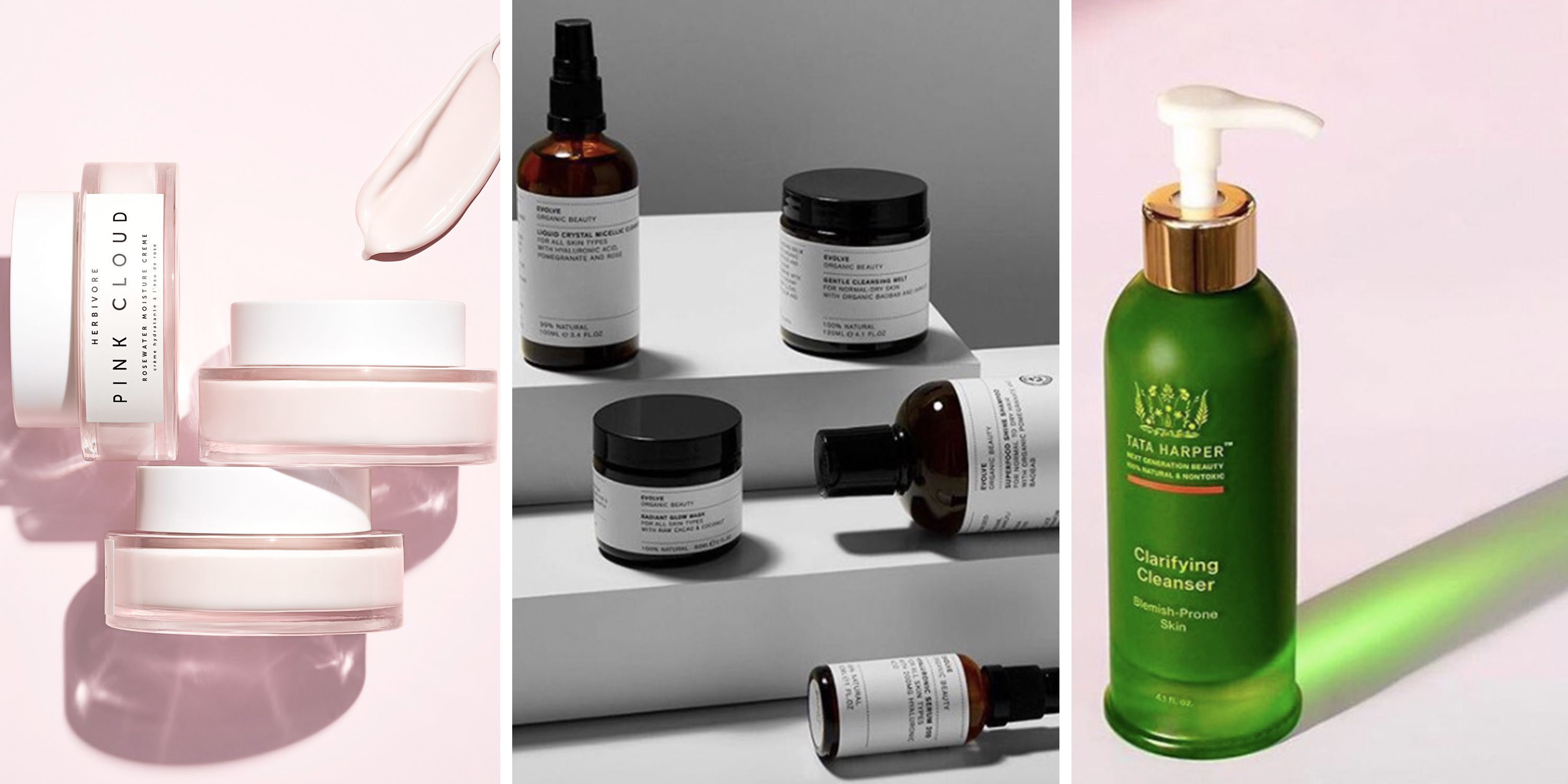 best natural products for skin