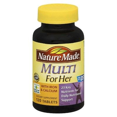 Nature made multivitamin for him 50+ dating