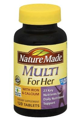 Nature Made Multivitamin for Women