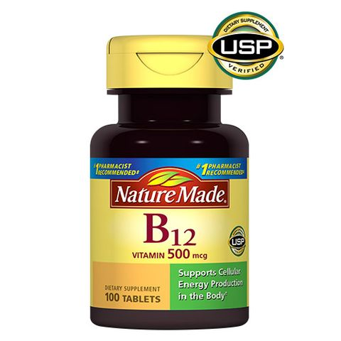 NatureMade Vitamin b12 tablets