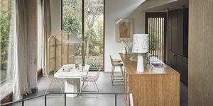 Een interieur op basis van natuurlijke kleuren is de trend van nu.