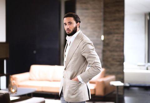 natuzzi intervista all 39 erede pasquale junior. Black Bedroom Furniture Sets. Home Design Ideas