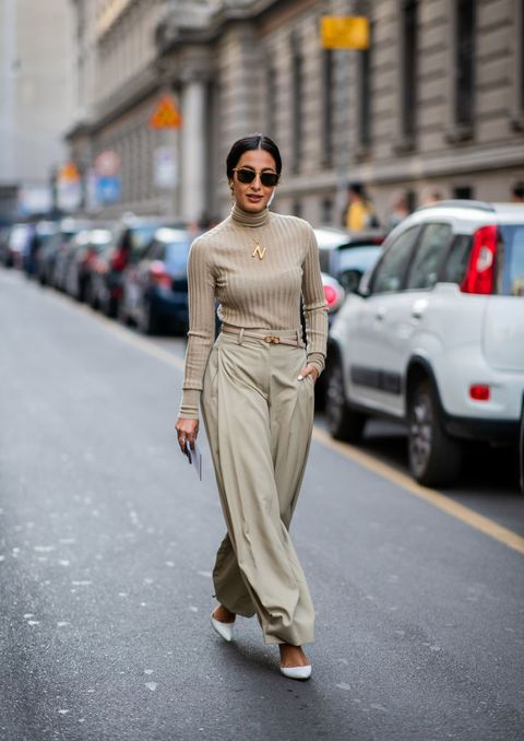 Street Style: September 22 - Milan Fashion Week Spring/Summer 2019