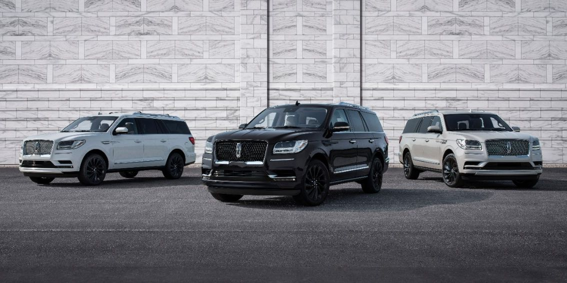 Buick Suv Lease >> 2020 Lincoln Navigator Adds Driver-Assist Tech, Fresh Color Schemes