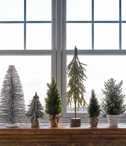 Árboles de Navidad de El Corte Inglés