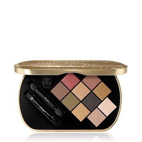 Eye shadow, Eye, Product, Beauty, Cosmetics, Brown, Beige, Organ, Pink, Human body,