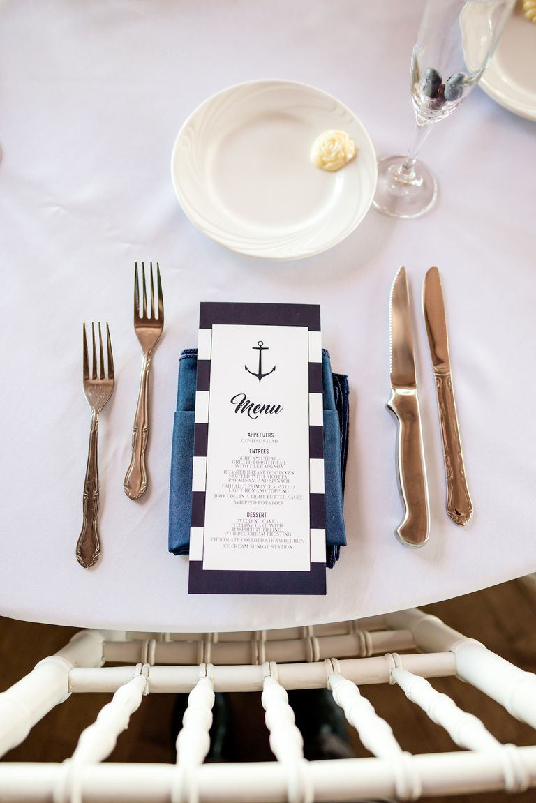 10 Best Navy Blue Wedding Decoration Ideas Wedding Color