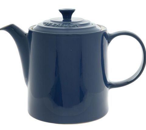 Navy Grand Teapot 1300ml, Le Creuset