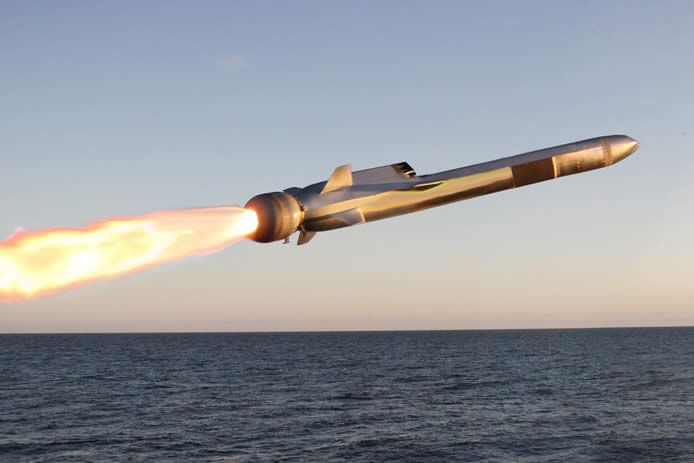 The Navy and Marines Want a New Land-Based, Ship-Killing Missile
