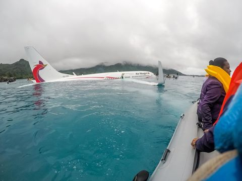 UCT 2 Renders Assistance Following Plane Crash in Chuuk