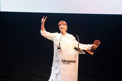 Fotogramas de Plata 2018: Najwa Nimri, Mejor Actriz de Televisión
