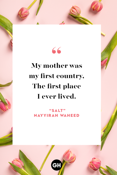 15 Best Mother S Day Poems That Celebrate Mom Poems About