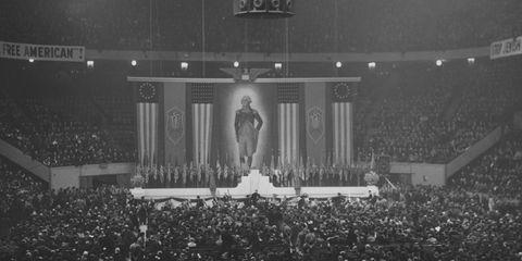 I Nazisti Del Madison Square Garden