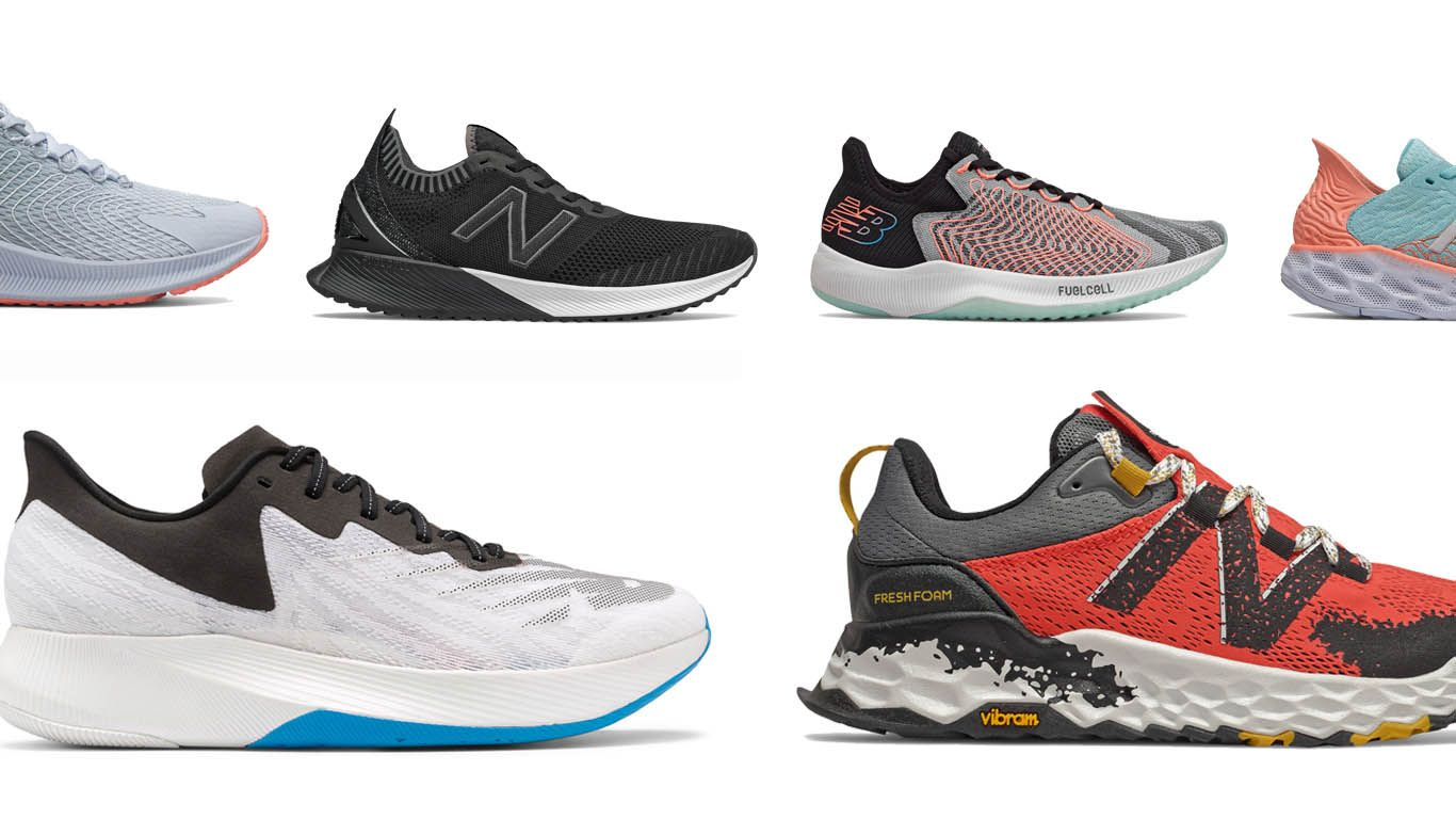 The best New Balance shoes for every