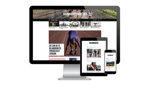 Hardlopen, aanmelden, nieuwsbrief, runner's world, runnersweb, runnersworld
