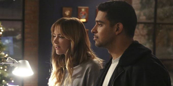 Ncis Star Wilmer Valderrama Shares What Child Is This
