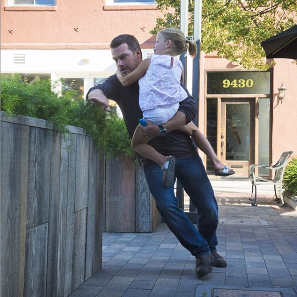 NCIS: LA's Chris O'Donnell Quietly Had His Kids on the Show and We Had No Idea