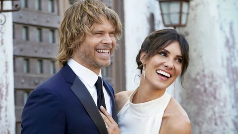 ncis la deeks kensi wedding