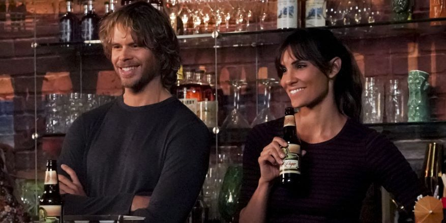 'NCIS: LA' Leaked New Photos of Deeks and Kensi and Our Hearts Are Exploding