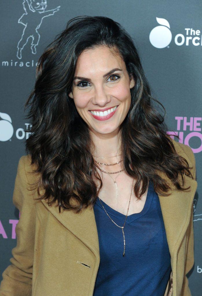 NCIS LA Star Daniela Ruah Opens Up About the Birthmark on