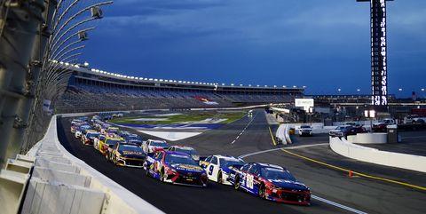 Christmas Lights At Charlotte Motor Speedway 2020 Gallery: NASCAR at Charlotte Motor Speedway, May 2020