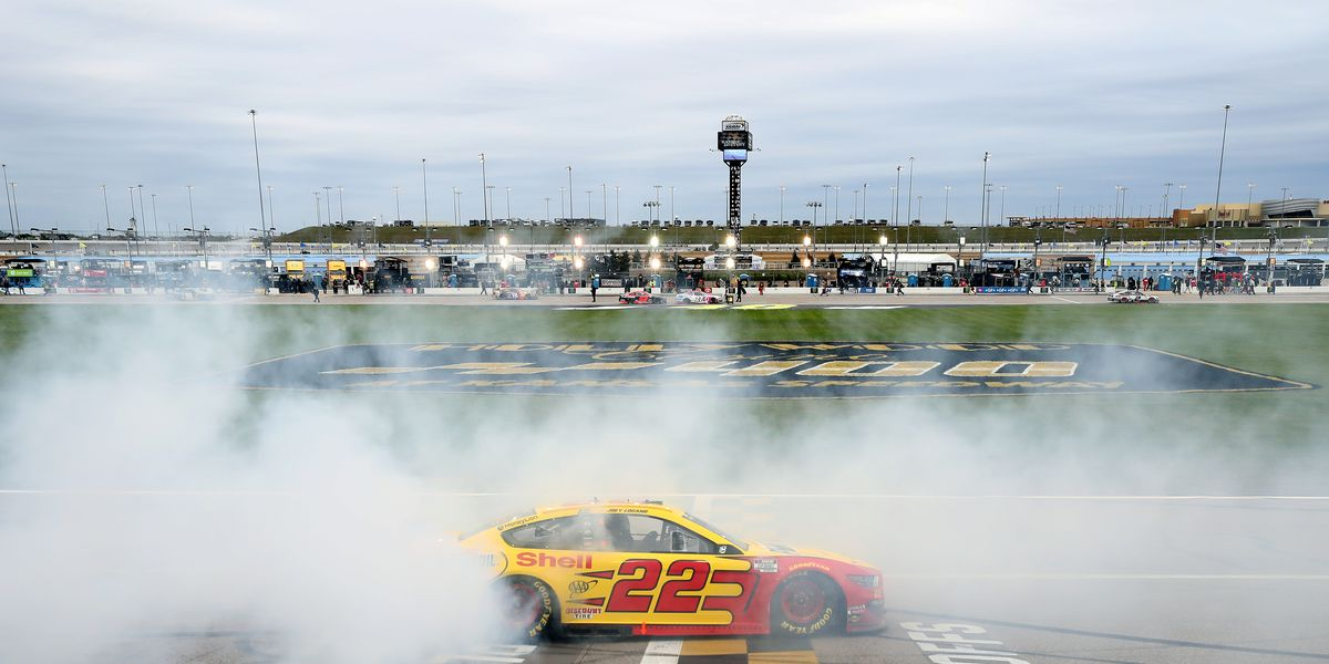 Strategy, Clean Air and a Defensive Clinic Sends Joey Logano to Championship Race