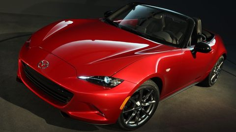 Mazda Might Give the MX-5 Miata 26 More Horsepower For 2019