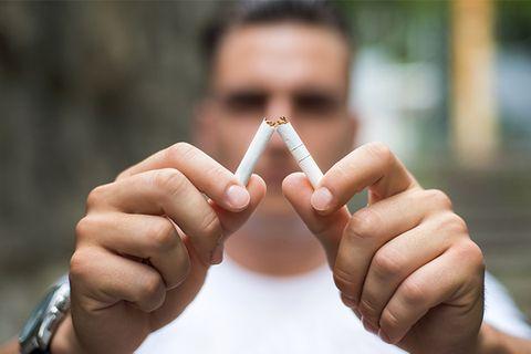 Netdoctor Nicorette Quit-smoking quiz