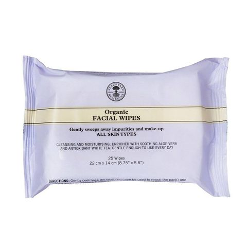 Neal's Yard Remedies Organic Face Wipes