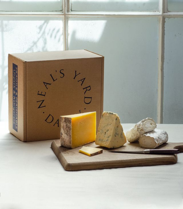 neal's yard dairy subscription boxes