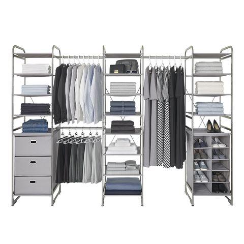 neatfreak closet system   best closet systems