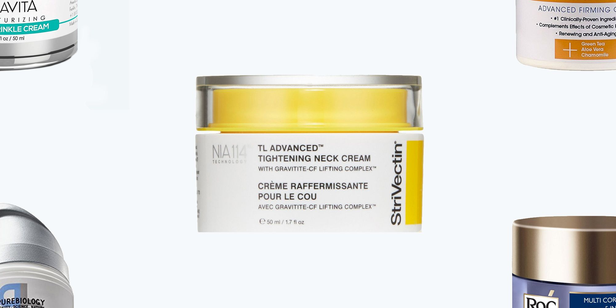 Best anti aging face and neck cream