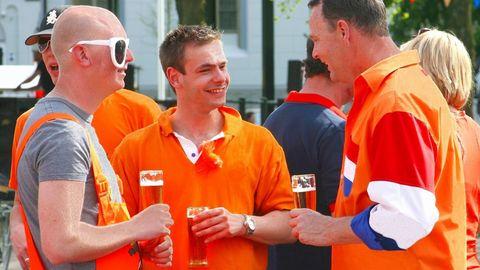 nederlanders op vakantie