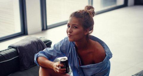 Dit is volgens mannen de mooiste vrouw van Instagram