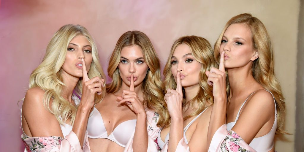 Nederlandse Victoria Secret modellen
