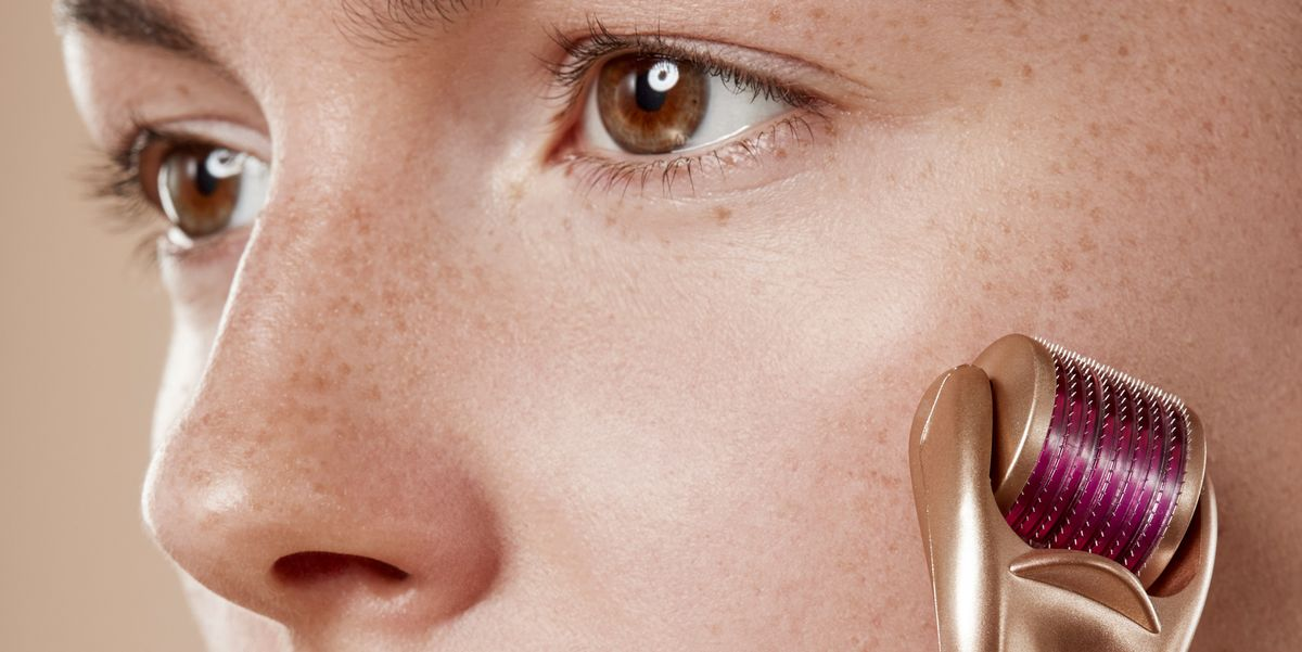 Will Microneedling Make My Pores Smaller