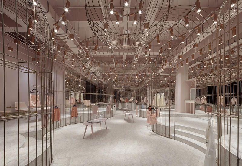 10 bellissimi negozi di abbigliamento per lo shopping a