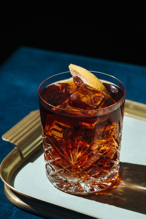 Negroni, an italian cocktail
