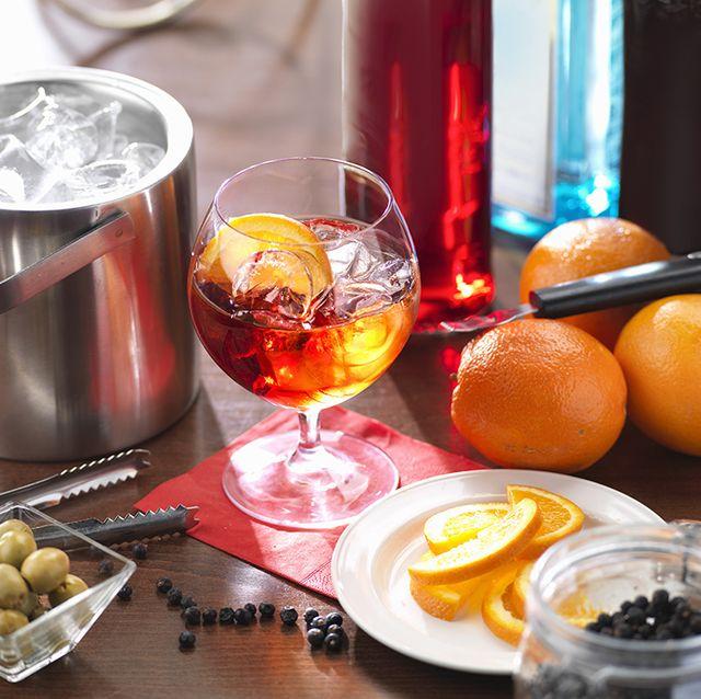 best negroni cocktails