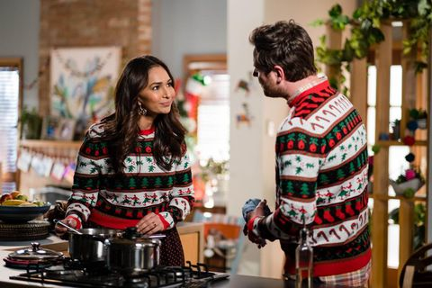dipi and shane rebecchi in neighbours