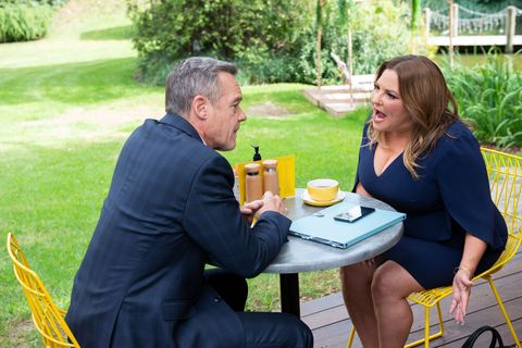 terese willis and paul robinson in neighbours