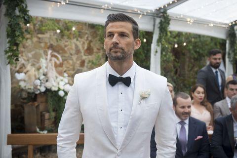 Pierce Greyson and Chloe Brennan's wedding in Neighbours