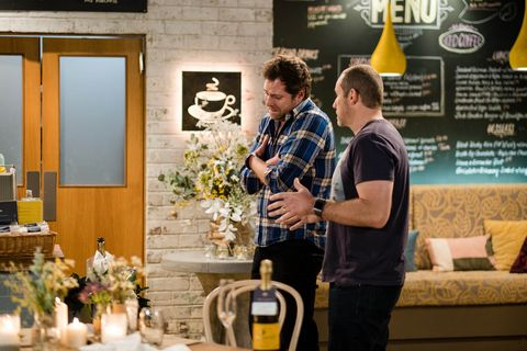 shane and toadie rebecchi in neighboursin neighbours