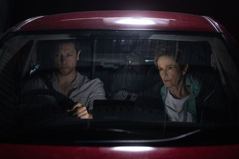 Finn Kelly and Susan Kennedy's two-hander episode in Neighbours