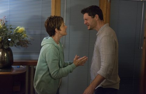 finn kelly and susan kennedy's two hander episode in neighbours