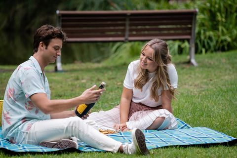 jesse porter and harlow robinson in neighbours