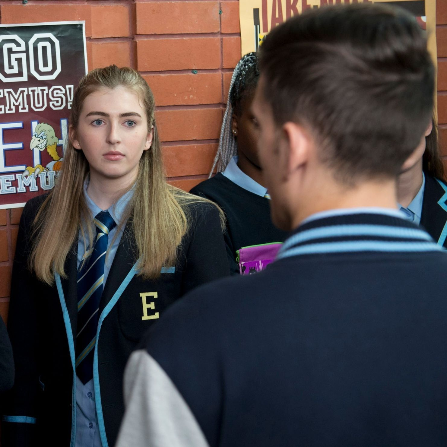 Neighbours transphobia sparks a school protest as Mackenzie's storyline continues