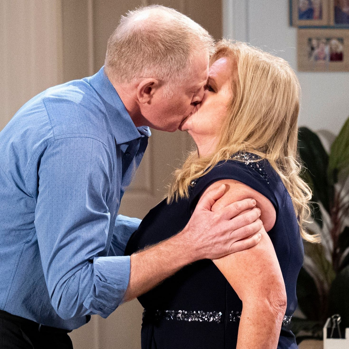Neighbours confirms affair plot for Sheila Canning and Clive Gibbons