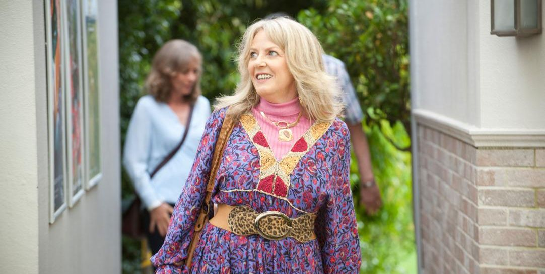 Neighbours' Melanie Pearson returns after Sheila hatches new scheme