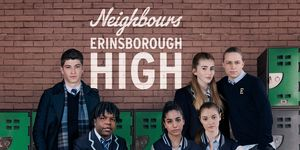 The cast of Neighbours' new spinoff Erinsborough High